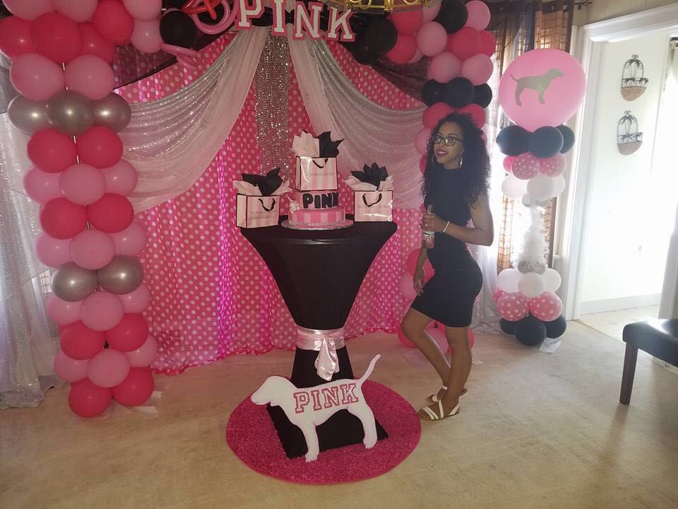 Pink Victoria Secret Party Ideas Birthday Party Ideas