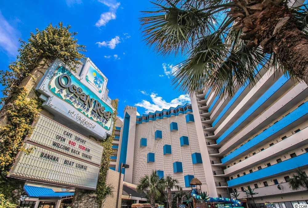 View The Photos And Details Of Mls 1907164 In Ocean Reef South Tower Myrtle Beach This Property Has 1 Beds 1 Baths And Myrtle Beach Area Myrtle Beach Ocean
