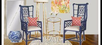 One Kings Lane Accent Chairs
