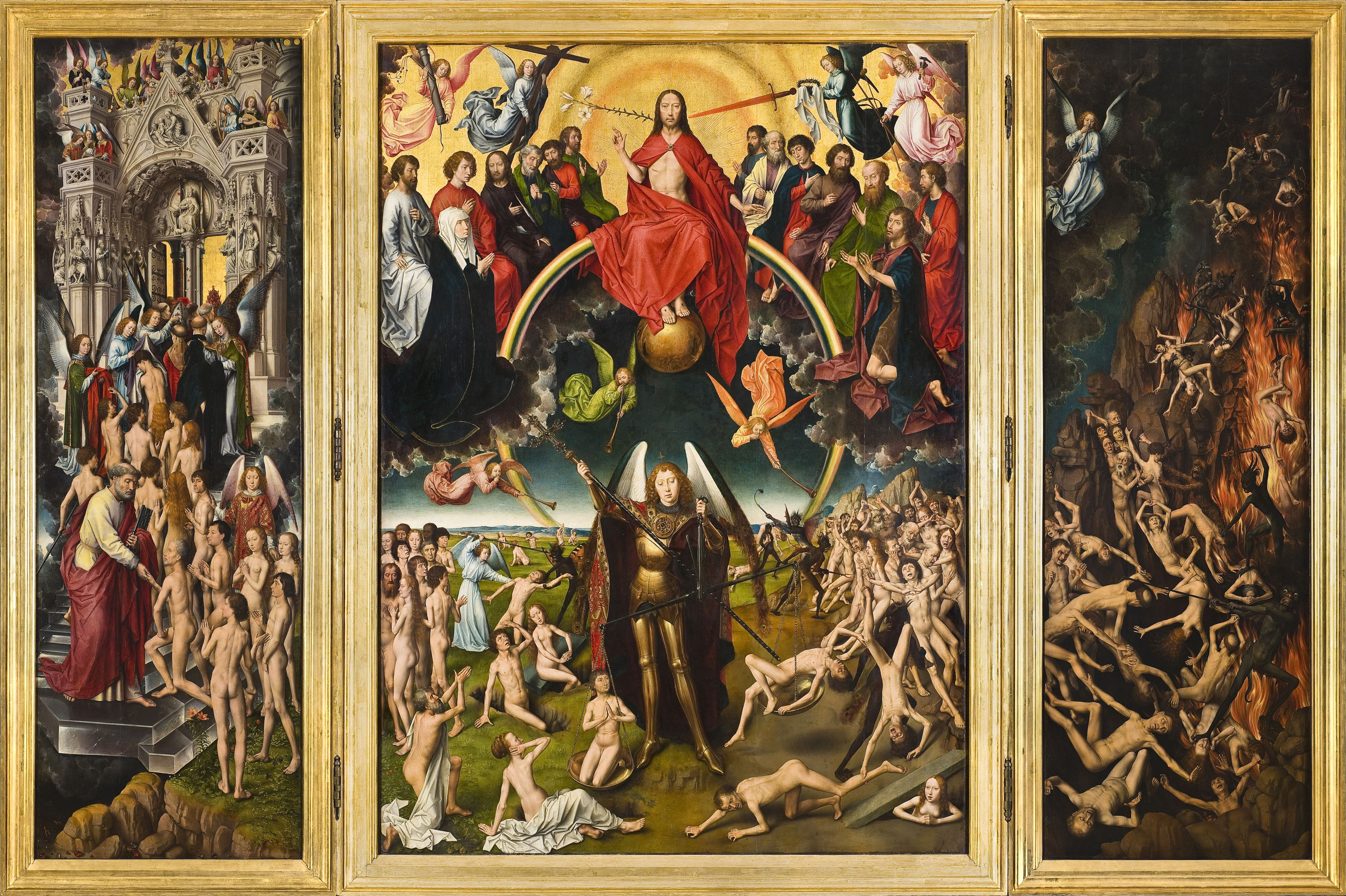The Last Judgment Memling Wikipedia Image Direct Url Https