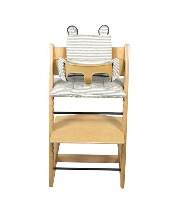 Coussin adapté au mod¨le Tripp Trapp de Stokke Confortable et