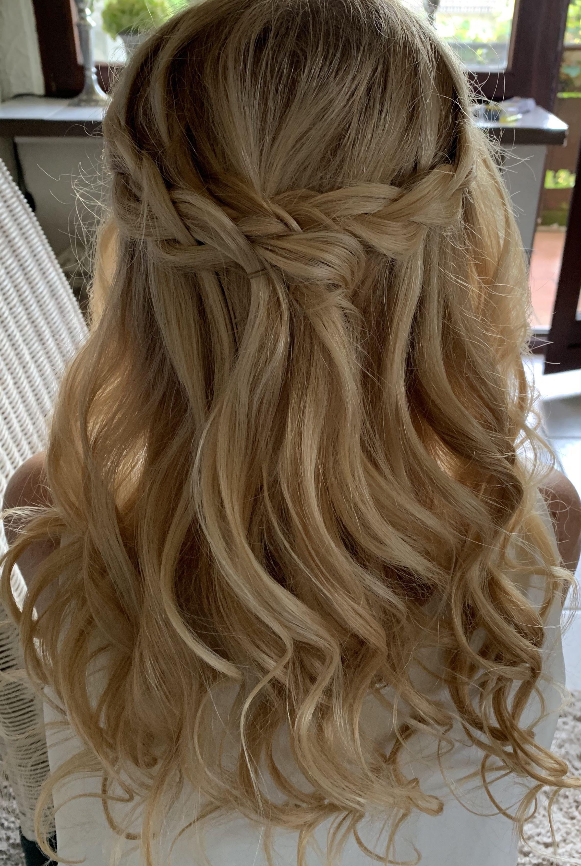 Wedding Hair Schone Frisuren Lange Haare Frisuren Offene Haare Hochzeit Frisur Standesamt