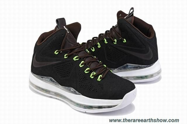 new concept 2e33b b1b55 Cheap Nike LeBron X EXT Black Suede 607078-001