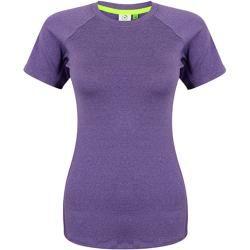 Damen Slim-Fit T-Shirt | Tombo Tombo