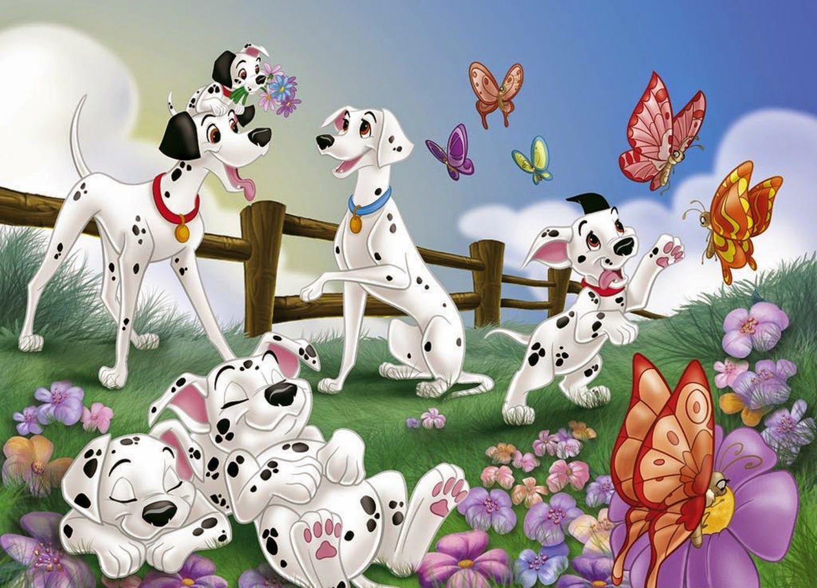 31 101 Dalmatians Wallpaper Backgrounds Disney 101 Dalmatians Disney Wallpaper 101 Dalmatians