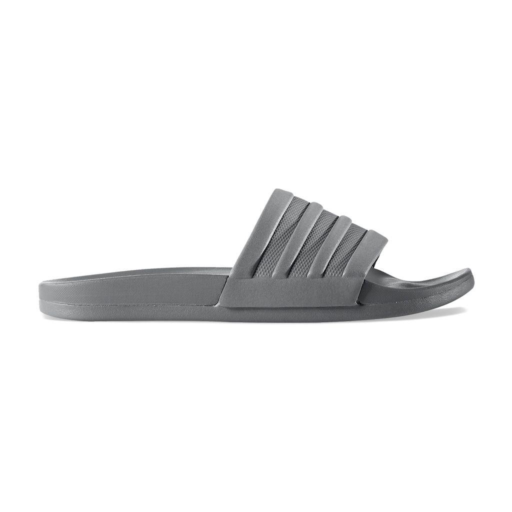 Adidas adilette Cloudfoam Women's Slide Sandals, Size: 11 ...