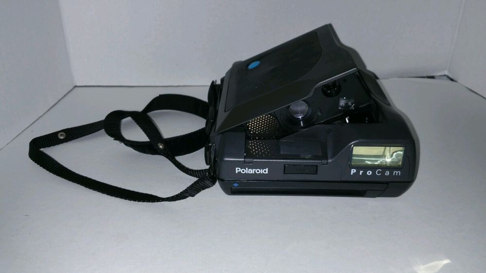 Polaroid Instant Film Camera  ProCam  #Polaroid