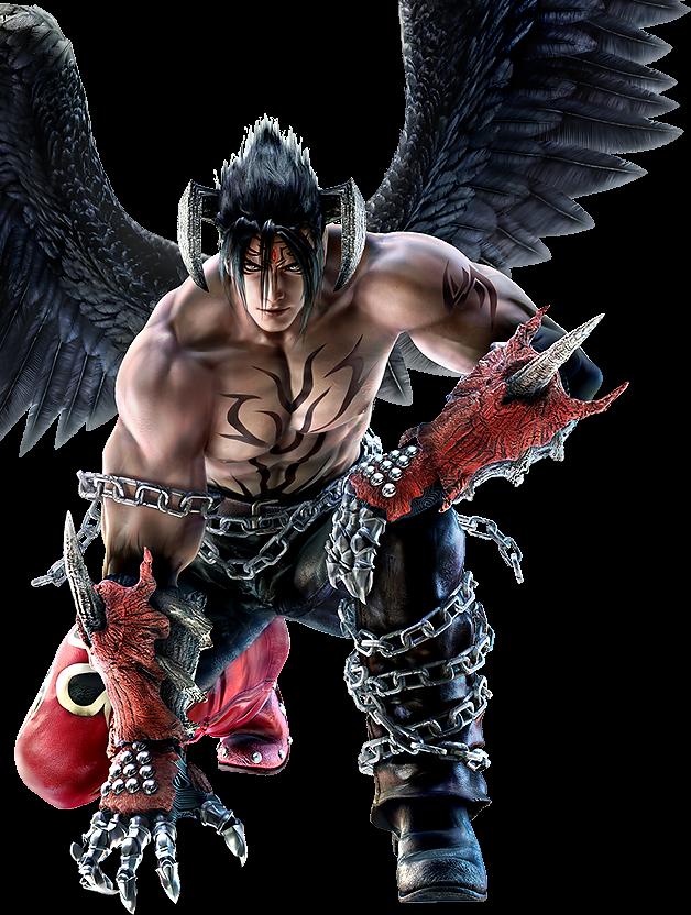 Devil Jin From Tekken 5 If Reincarnation Is Possible Please Let Me Come Back