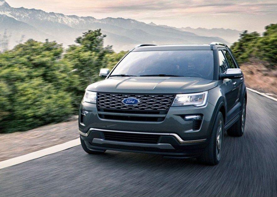 2020 Ford Explorer ST Ford explorer, Hybrid car, Ford