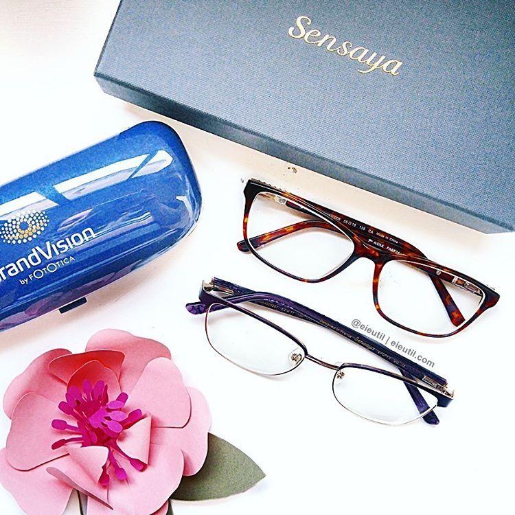 "67f4687dba ... pelos meus óculos novos da  grandvisionbyfototica  ANA   SimEuUsoÓculos   GrandVisionByFototica  Fototica  Sensaya  5thAvenue  Glasses  EyeGlasses"""
