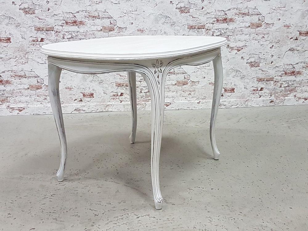 Chippendale Landhaus Beistelltisch Tisch Shabby Chic Antik