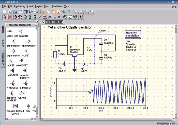 Quite Universal Circuit Simulator A Free Mixed Signal Electronic Circuit Simulator Circuit Simulator Electronics Circuit Digital Circuit