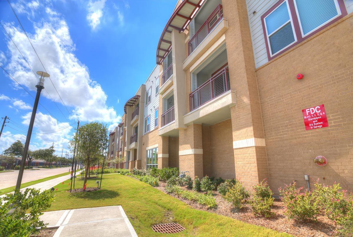 Alta Woodlake Square The New Luxury Apartment In Houston Texas Houston Neighborhoods Luxury Apartments House Styles