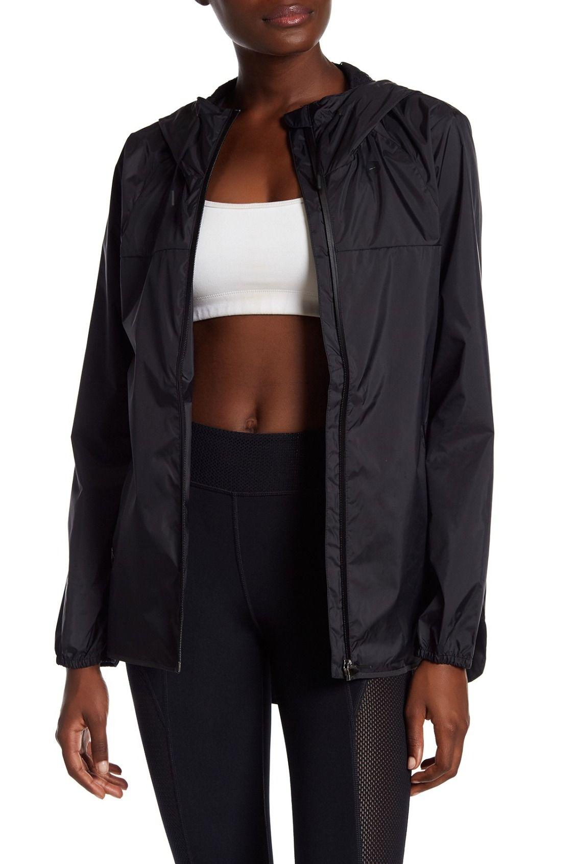 Ivy Park Hooded Long Sleeve Jacket Long sleeves jacket