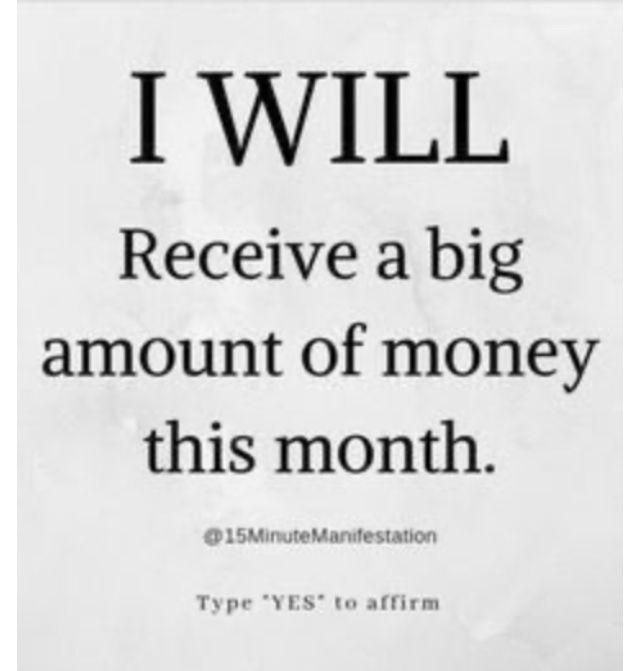 Learn How To Manifest Real Spendable Money Fast