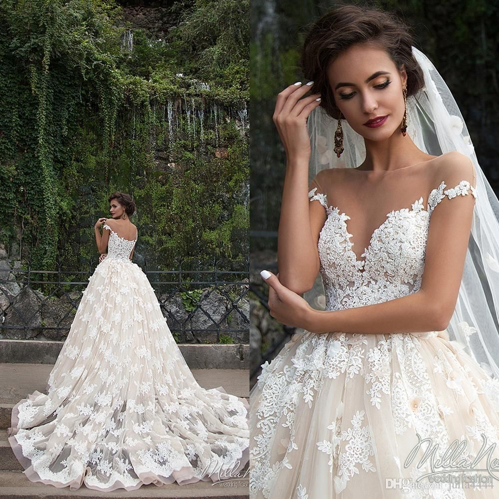 Romantic Summer Outdoor Wedding Dress Idea Strapless Lace Fit And Flare Gown With Embellished Sash Bridal Gowns Mermaid A Line Wedding Dress Wedding Dresses [ 1000 x 1000 Pixel ]