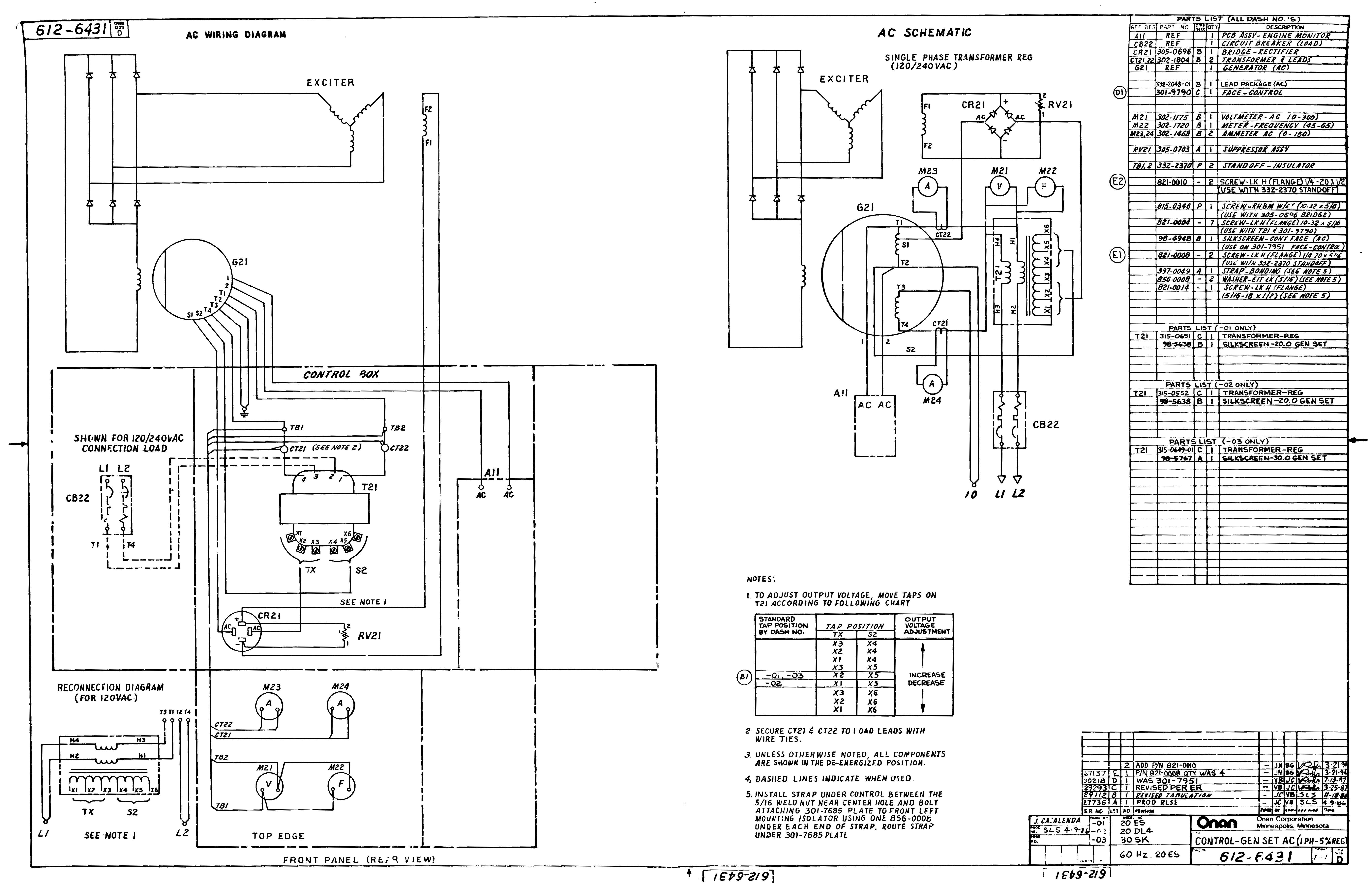 Elegant Rv Generator Wiring Diagram In