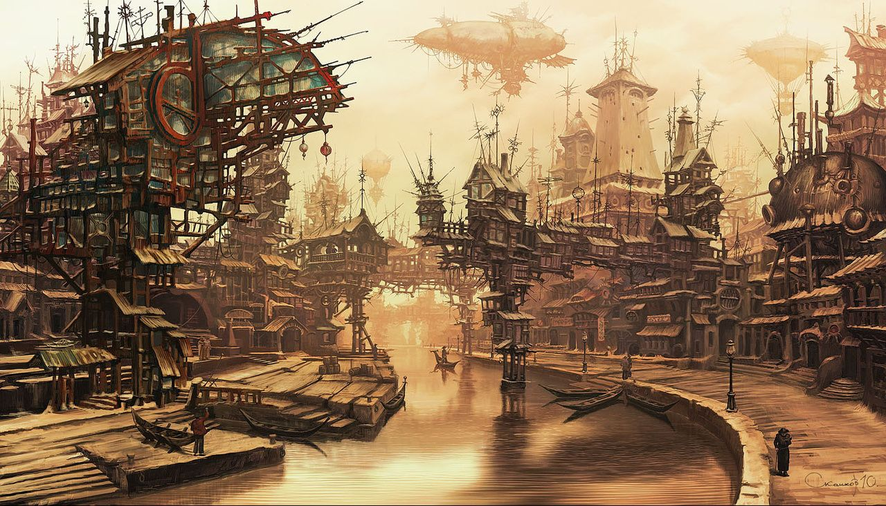 steampunk city names - 1280×732