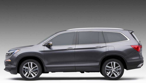 Specs, Price, Release and Redesign | 2017 honda pilot ...