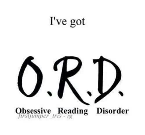 This is me. Forget OCD or ADHD this is everything the