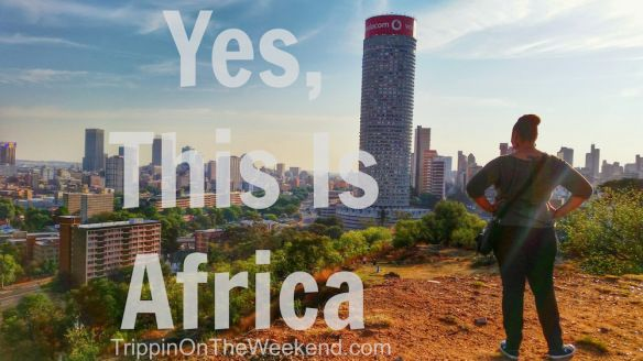 Yes, this is Africa, too. I had the chance to go to #Johannesburg, South Africa and it was AMAZING!   #travel #Africa #SouthAfrica