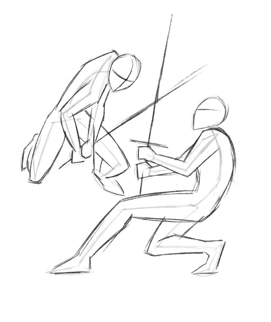 7 Best Pencil Sketch Sword Poses Collection Sketch Sketch Arts Fighting Drawing Drawing Poses Drawings