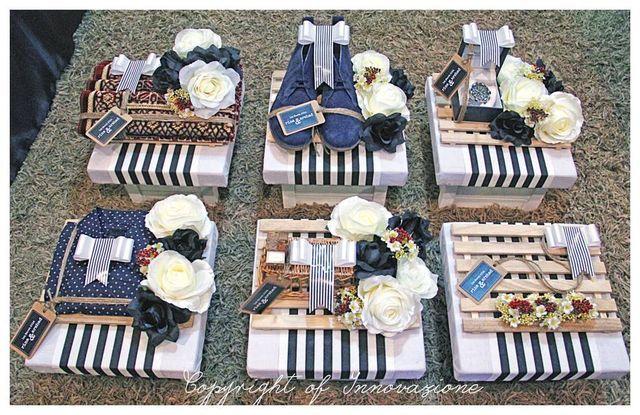 Wedding Ceremony Gift: Pin By NOORSYARINAH SANUDIN On Dulang Hantaran