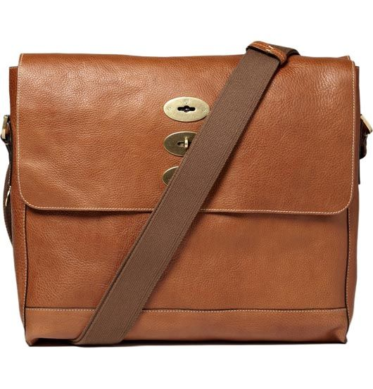 48e67f687d4c Mulberry Mens Brynmore Leather Messenger Bag 1