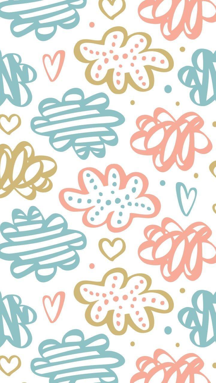 Süße Tapete süße Tapete Pastel wallpaper, Cute