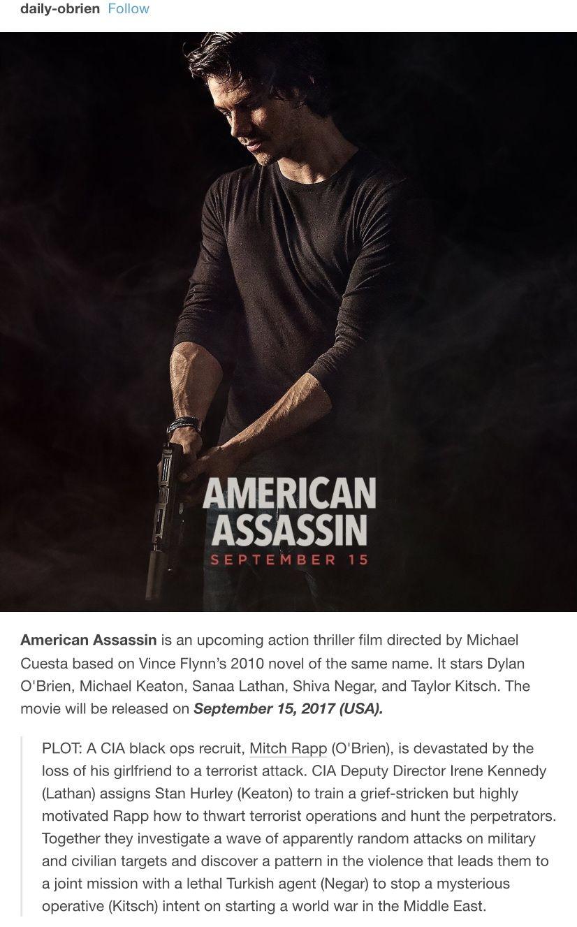 American Assassin Stream English