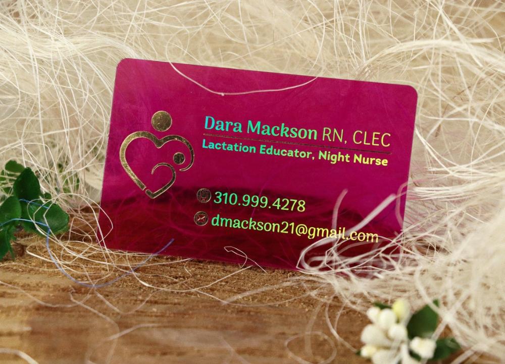 Colored Translucent Plastic Business Cards With Holographic Etsy Plastic Business Cards Transparent Business Cards Free Business Card Design