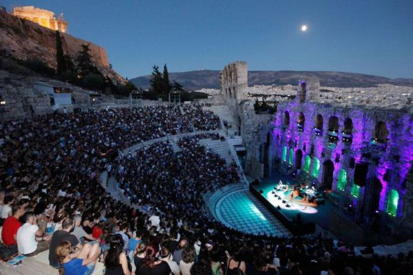 Greek Travel Agents Have Culture Tourism High on Agenda