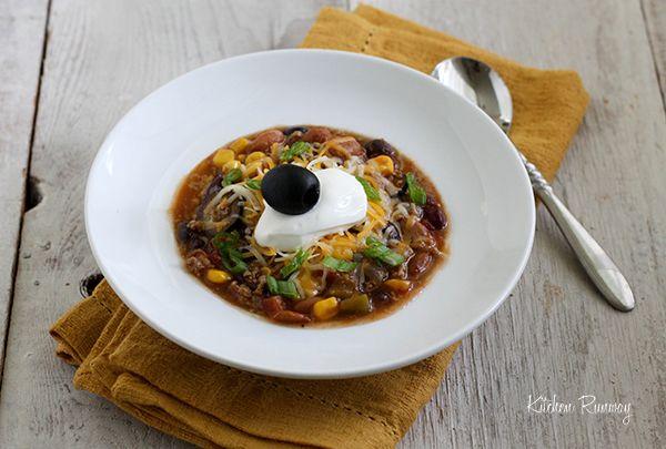 recipe: healthy taco soup with ground turkey [37]