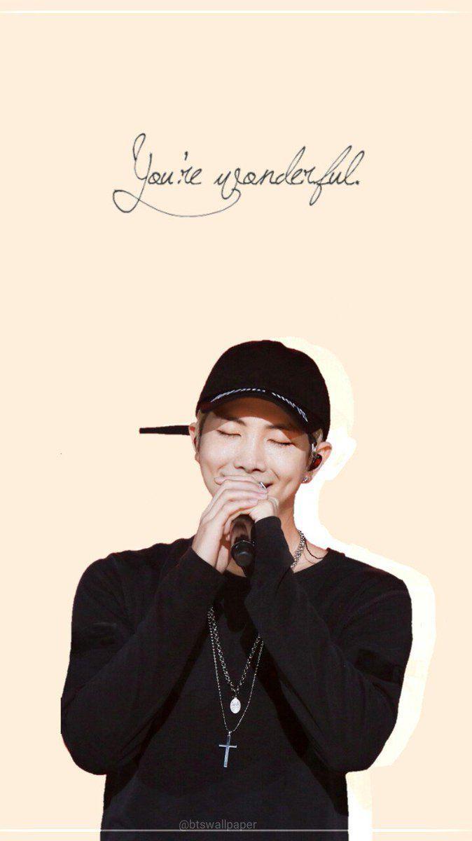 Kim Namjoon Wallpaper Tumblr Namjoon Kim Namjoon Bts Rap Monster