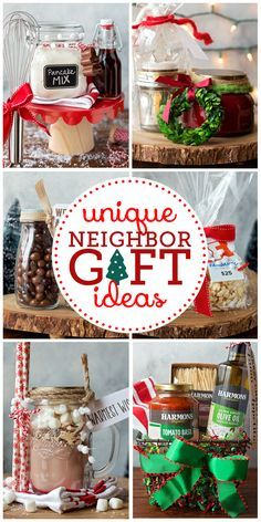 Christmas Gift Ideas for Neighbors & Friends - Life Made Simple