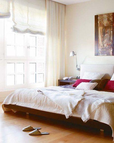 cortinas y estores para dormitorios