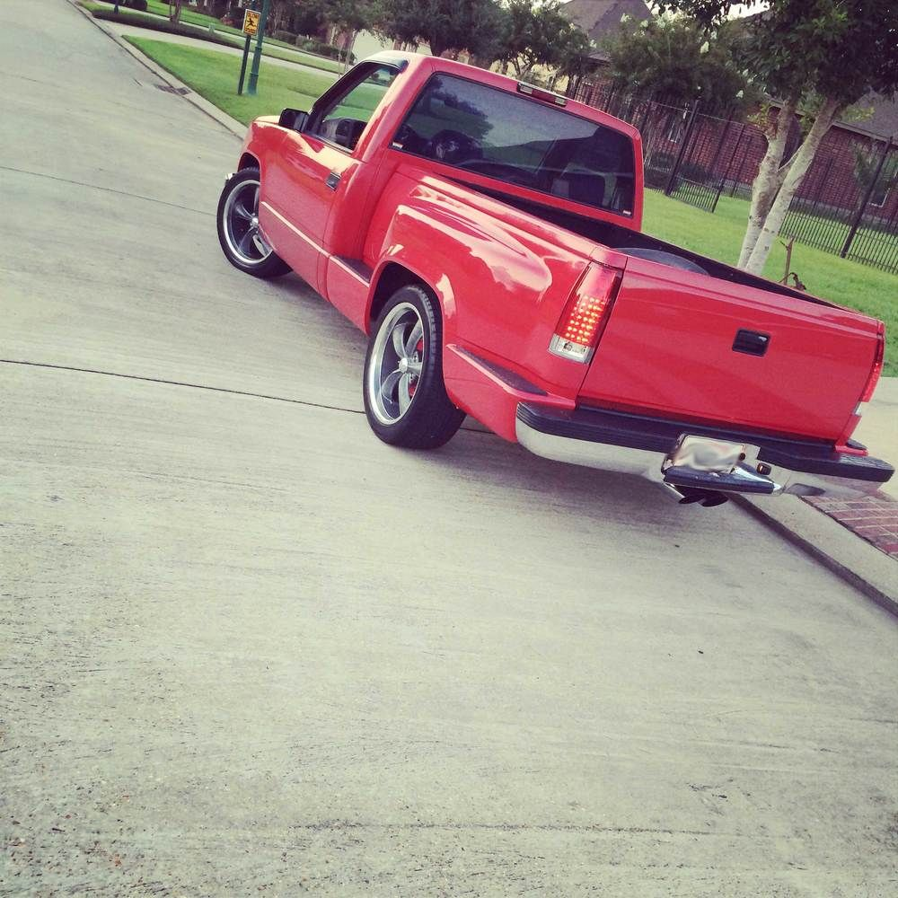 Kobi Dennis & his \'97 Chevy | Lmc truck, Chevy and GMC Trucks