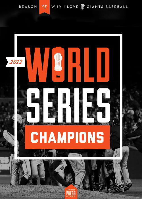 2012 World Series Champions Amazing