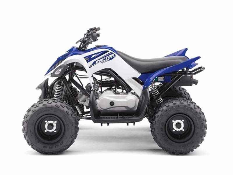 Yamaha Atv For Sale >> New 2017 Yamaha Raptor 90 Atvs For Sale In Ohio Electric