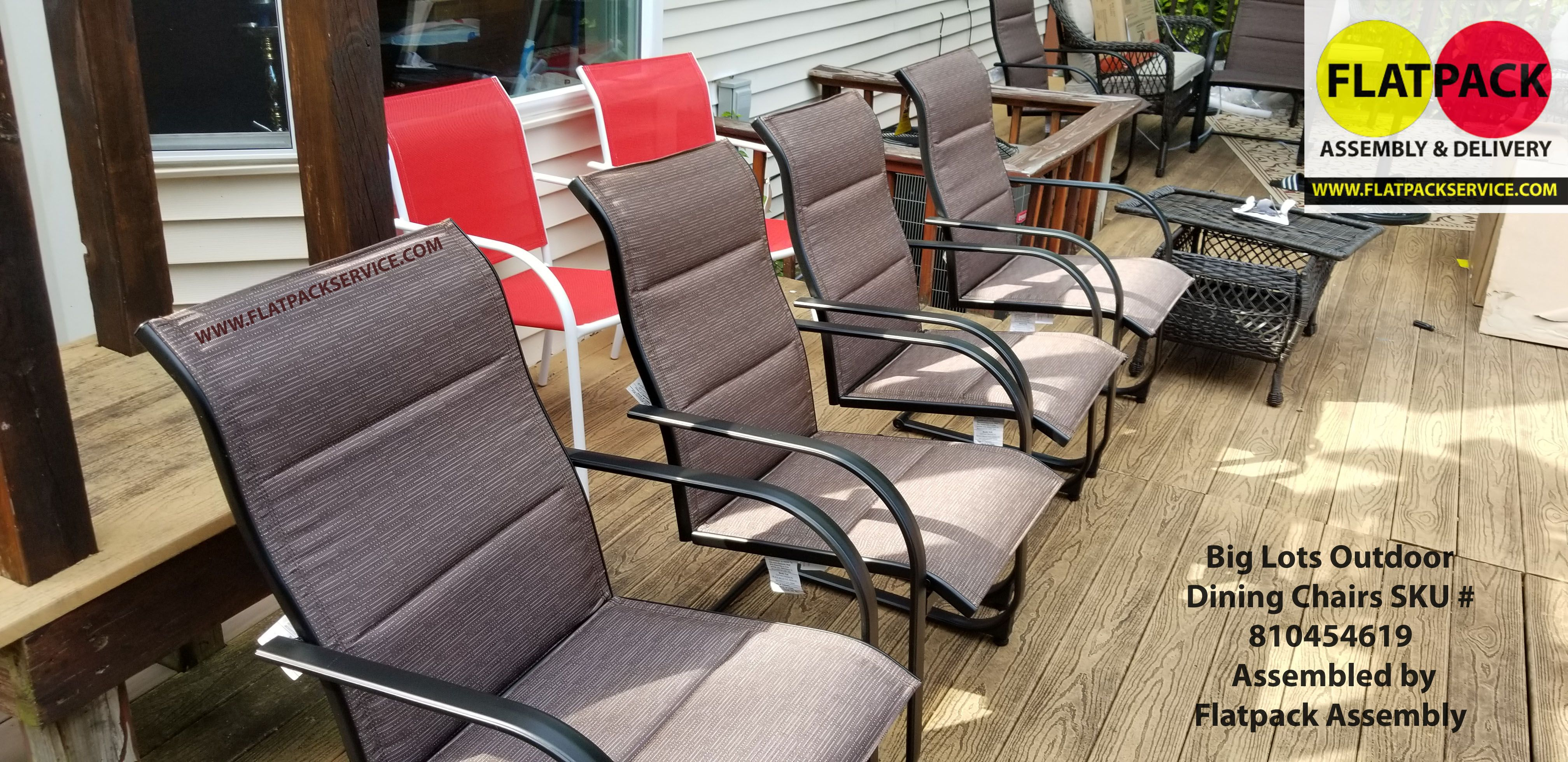 9 Best Patio Furniture Assembly Services in Columbia MD