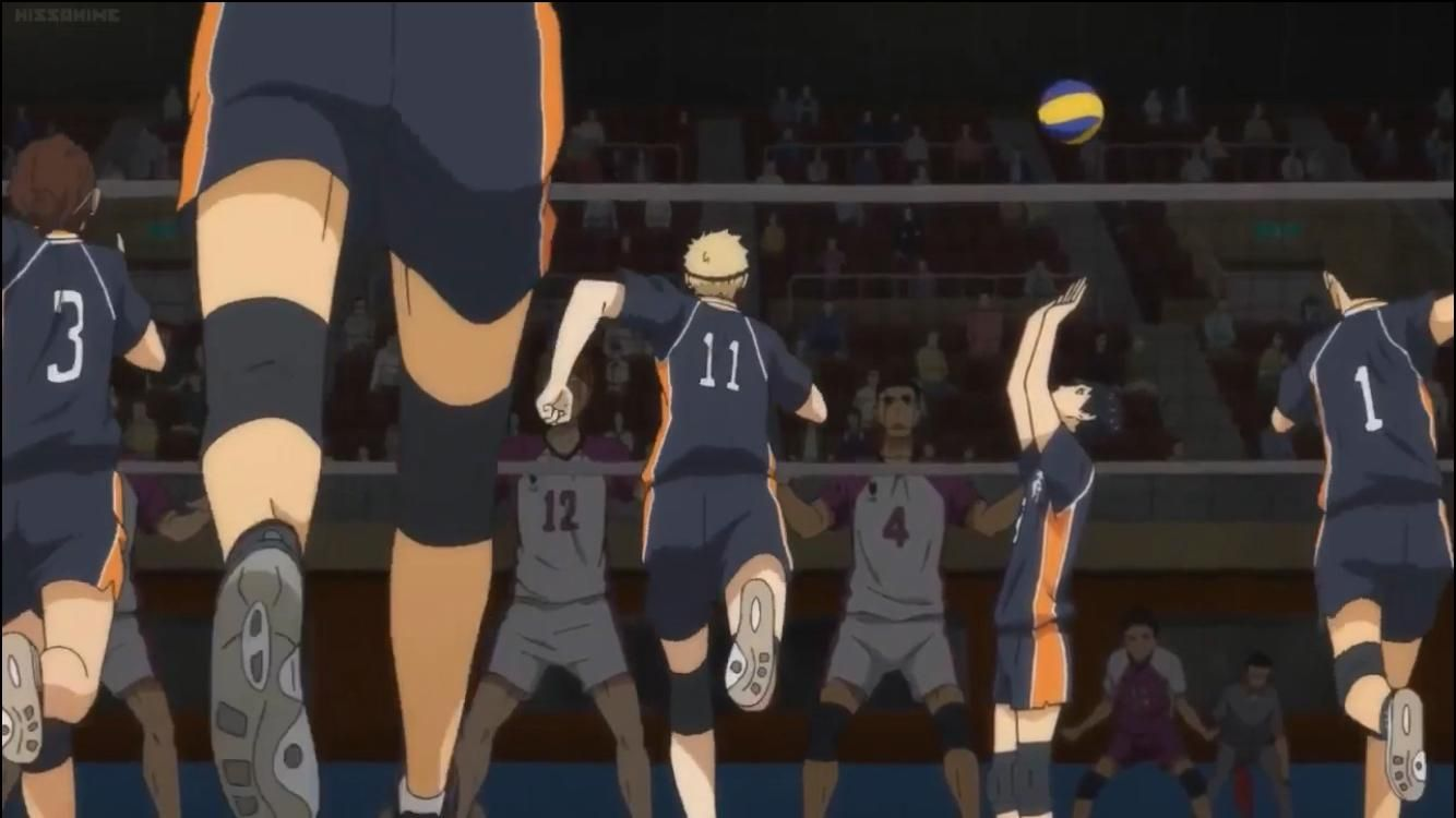 Haikyuu 3x02 Video In 2020 Haikyuu Haikyuu Anime Haikyu