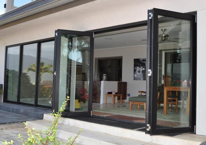 Sliding folding doors ag glass aluminium windows pinterest sliding folding doors ag glass aluminium planetlyrics Image collections