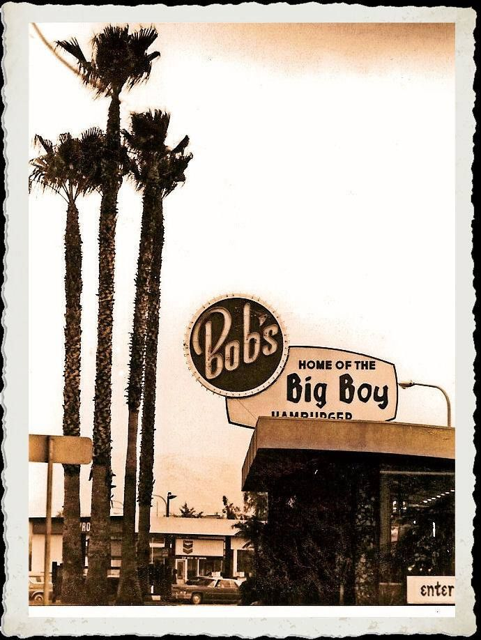 Bob S Big Boy West Covina Ca West Covina Covina American Road Trip