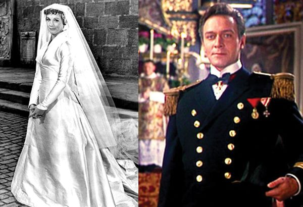 Wedding Attire From The Sound Of Music...