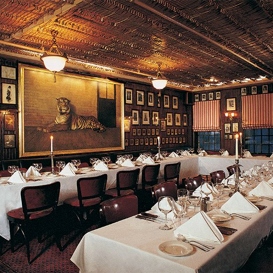 Keen S Steakhouse Steakhouse Interior Steakhouse Design Nyc Restaurants