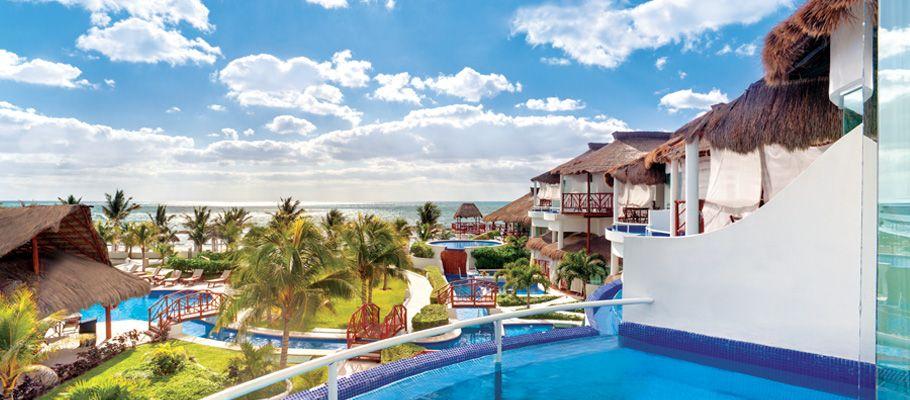 El Dorado Casitas Royale by Karisma is great for Honeymooners. Visit www.beyondthehorizontravelagency.com for details or call us at 972-322-1201
