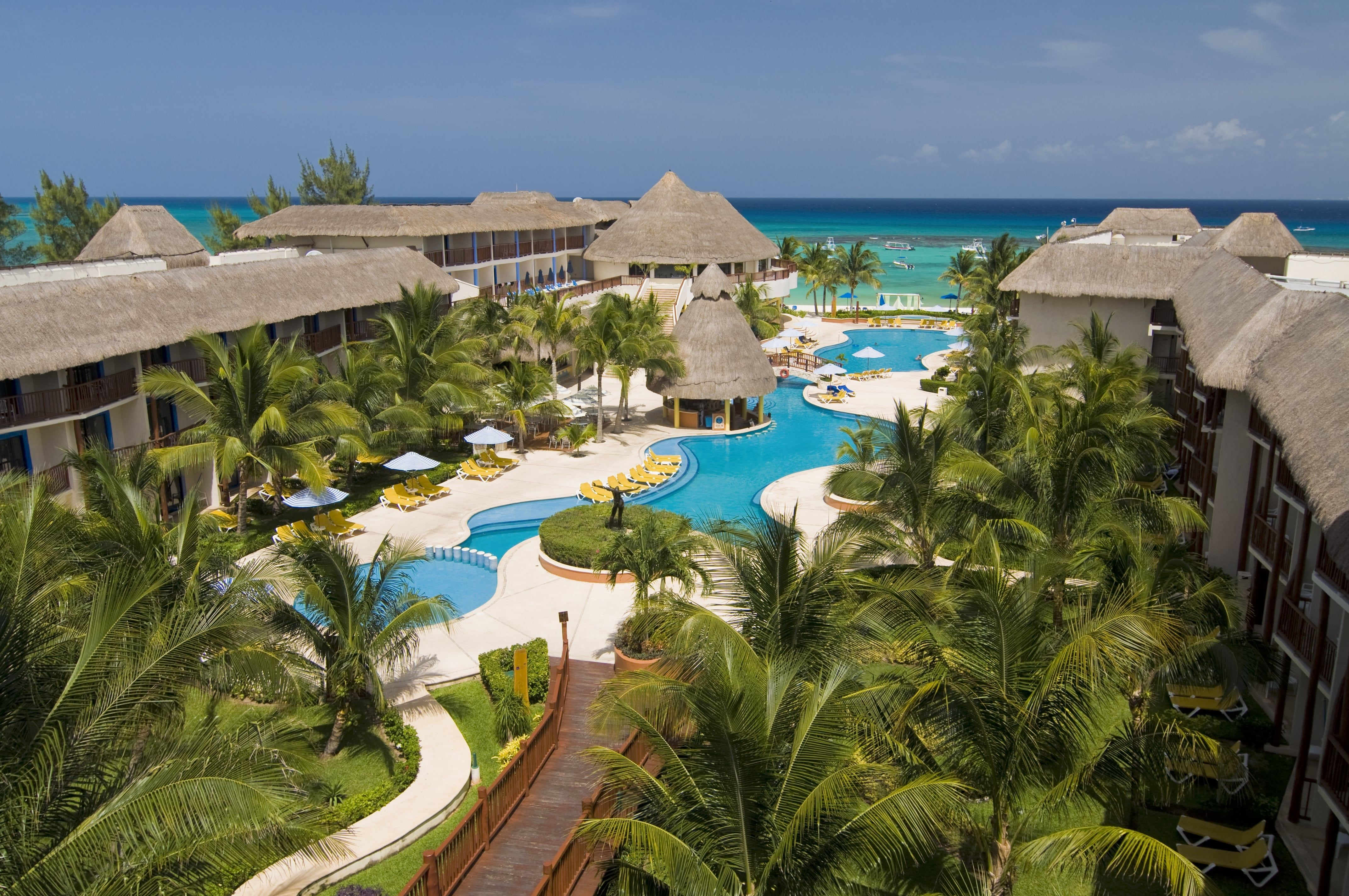 The Reef Coco Beach Resort  Save on this AllInclusive