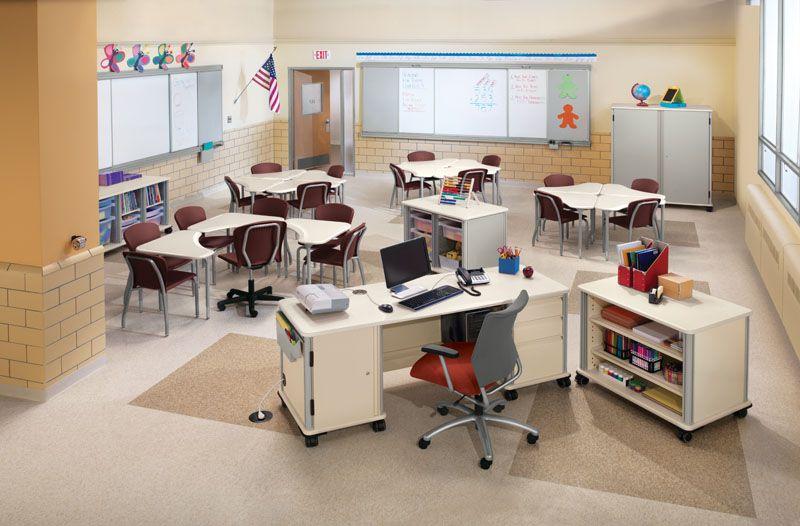 modular classroom furniture Google Search