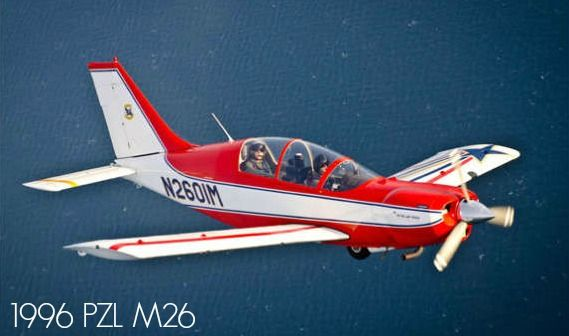 1996 PZL M26 available at www.trade-a-plane.com