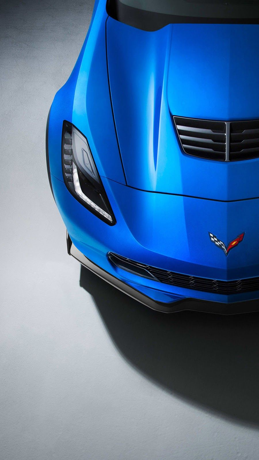 Blue Cool Car Hd Iphone 7 And Iphone 7 Plus Wallpaper Wallpapers